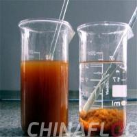 High quality nonionic flocculant for liquid waste disposal