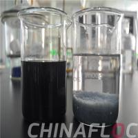 High quality anionic flocculant used for the coal washing