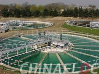 Industrial and municipal sewage dewatering treatment cationic polyacrylamide flocculant