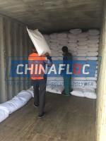 Cationic Polyacrylamide(flocculant)for municipal sewage treatmnet