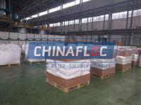 cationic flocculant(polyacrylamide) used for municipal wastewater treatment